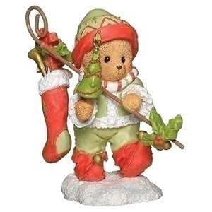Cherished Teddies Peter Elf Figurine-132850