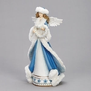 Roman's Blue & White Cloak Angel-133164