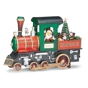 Roman Musical LED Train Engine-133437