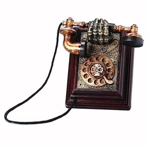 Halloween Telephone w/ Spooky Messages - 133468