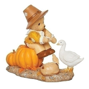 Cherished Teddies Ephrain Thanksgiving Figurine-133483