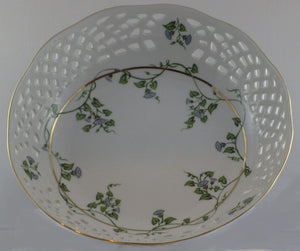 Andrea By Sadek Morning Glory Serving Bowl - 17187