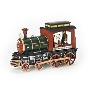 Roman's Saint Nicholas Express Locomotive-30040