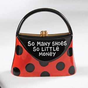 Our Name Is Mud So Many Shoes So Little Money Bank-4011430