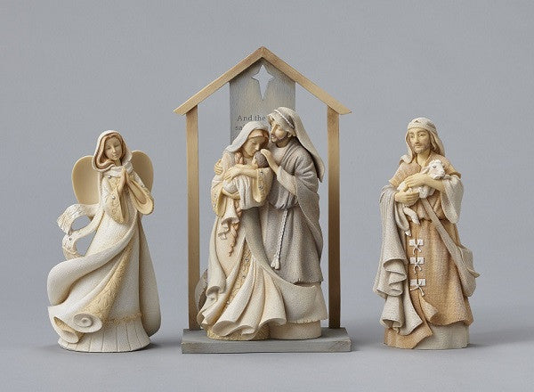 Foundations Christmas Holiday Nativity Figurine-4048952