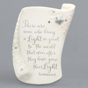 Foundations Bereavement Plaque - 4056774