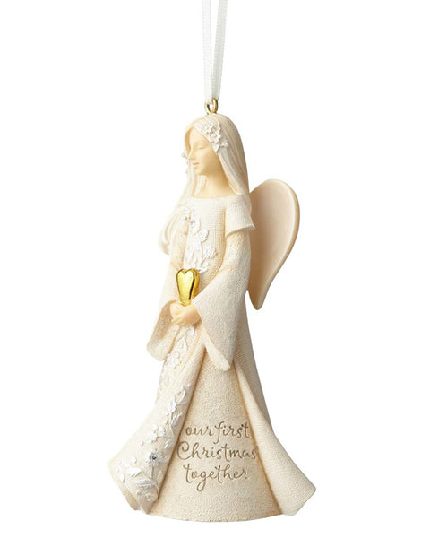 Foundations 1st Christmas Together Hanging Ornament – 4058706