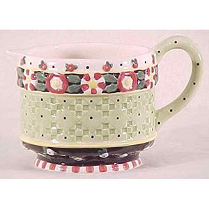 Mary Engelbreit A Christmas Wish Creamer-77243