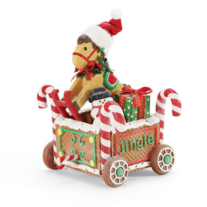 Dept. 56 Possible Dreams  Christmas Traditions Rocking-Horse Train Car - 6005282