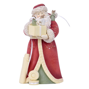 Heart of Christmas Santa & Friends - A Perfect Bow - 6006521