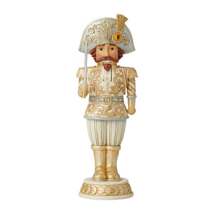 Jim Shore Heartwood Creek Holiday Lustre Nutcracker – 6006616