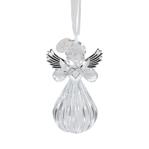 Angel's Promise Ornament By Xmas Basics-6006931