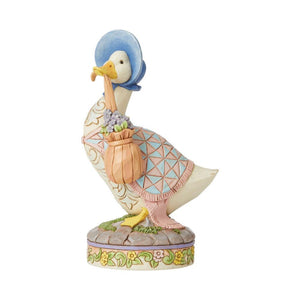 Jim Shore Heartwood Creek Jemima Puddle-Duck – 6008748