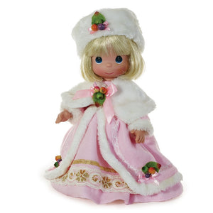 Precious Moments Winter Wonderland Doll-6621