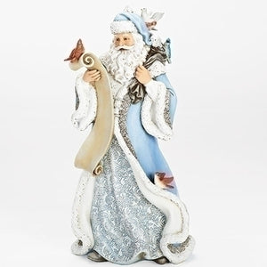 Roman Santa with Feathered Friends-66277
