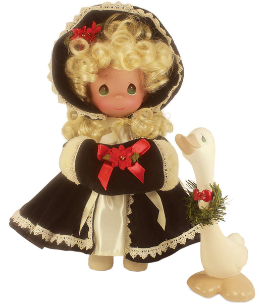Precious Moment Honk if You Love Christmas! Doll-6690
