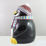 Julie Ueland Penguin Cookie Jar-746614