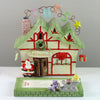 Mud Pie Santa's Workshop Candle House - 86006