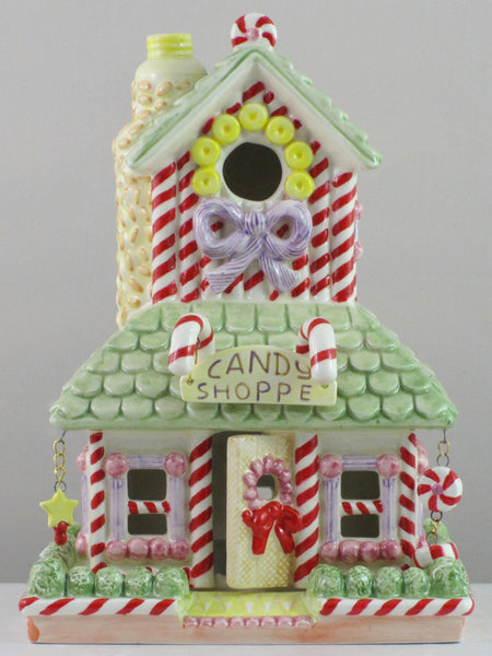 Mud Pie Candy Shoppe Candle House-86008
