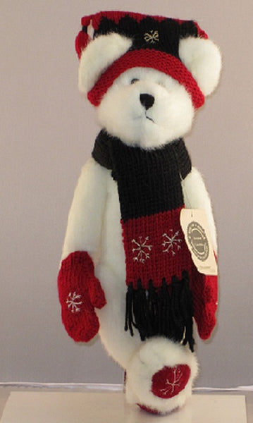Boyds Bears Sergei Bearskov  Christmas Bear- 912619