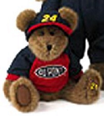 Boyds Bear Licensed  NASCAR driver Jeff Gordan Bear-919402