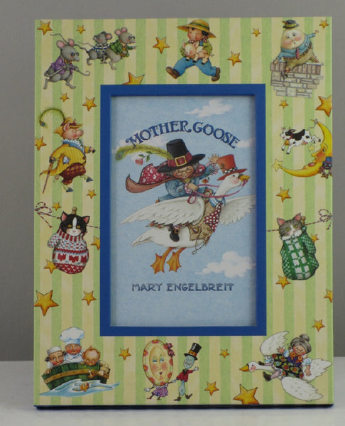 Mary Engelbreit MOTHER GOOSE Picture Frame-32917