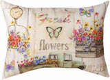 Manual Woodworkers Fresh Flower Pillow-SHFFLW