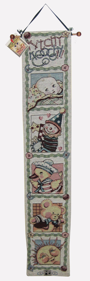 Mary Engelbreit Sweet Baby Bell Pull-TBPESB