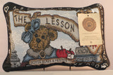 Boyds Bear Word Pillow The Lesson-TWBBTL