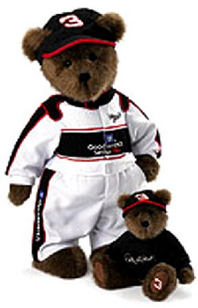 Boyds Bear Dale Earnhardt Plush Bear-919439