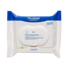 mustela-facial-cleansing-cloths-25s Mustela Facial Cleansing Cloths 25s - Trendy Strollers