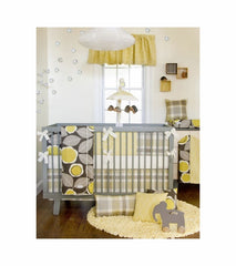 glenna-jean-brea-crib-set-4-pc Glenna Jean Brea Crib Set - 4 Pc - Trendy Strollers - 1