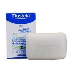 mustela-gentle-soap-w-nutriprotect-cold-cream-150g Mustela Gentle Soap w/ NutriProtect Cold Cream 150g - Trendy Strollers