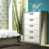 Nest Milano 5 Drawer Dresser - Trendy Strollers - 7