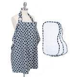 Bebe Au Lait Nursing Cover Deluxe Gift Set - Trendy Strollers - 2