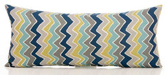 glenna-jean-uptown-traffic-pillow-rectangle-zig-zag Glenna Jean Uptown Traffic Pillow - Rectangle/Zig Zag - Trendy Strollers