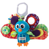 Lamaze Jacque The Peacock - Trendy Strollers