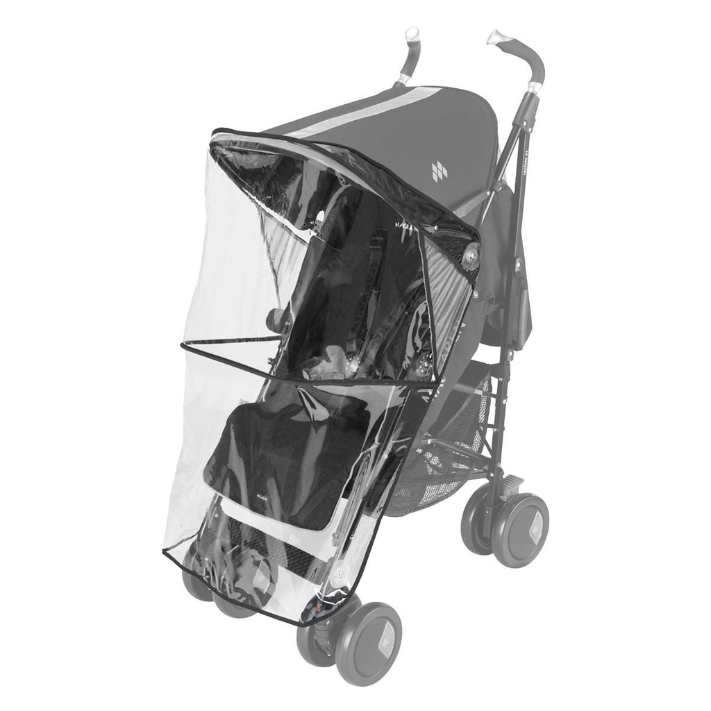 Maclaren Rain Cover - Single N/A Techno XT - Trendy Strollers