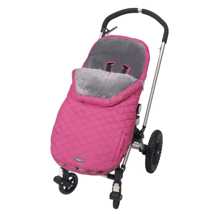 JJ Cole BundleMe Urban Weather Resistant - Trendy Strollers - 5