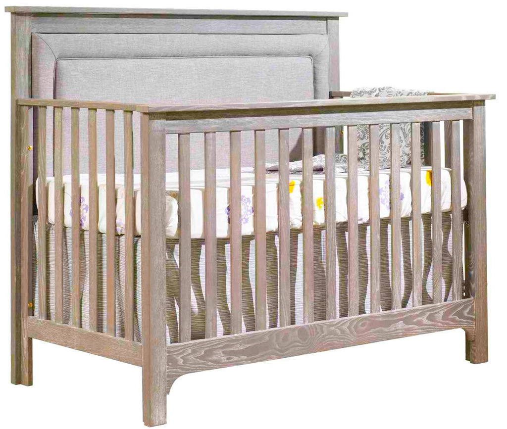 Nest Emerson 4 in 1 Convertible Crib - Trendy Strollers - 2