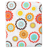 Zutano Construction Fitted Sheet - Trendy Strollers
