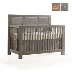 Natart Rustico 4 in 1 Convertible Crib - Trendy Strollers - 2