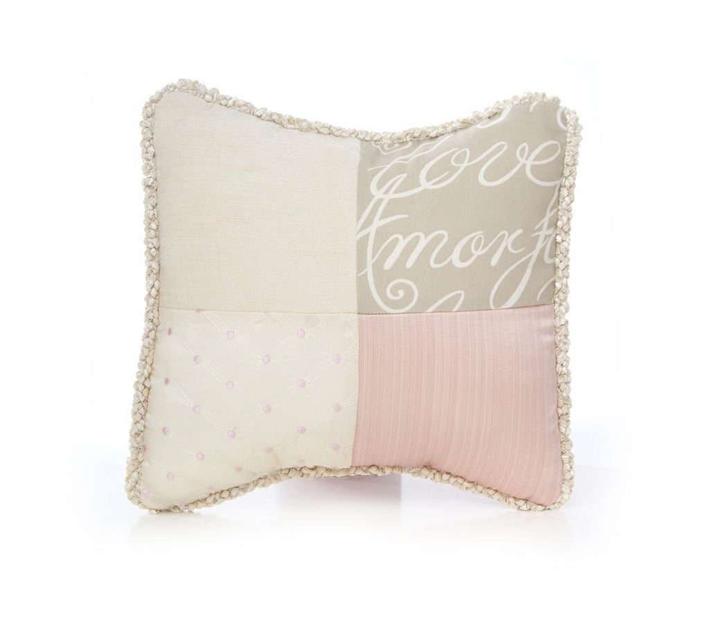 Glenna Jean Love Letters Pillow Patch - Trendy Strollers - 1