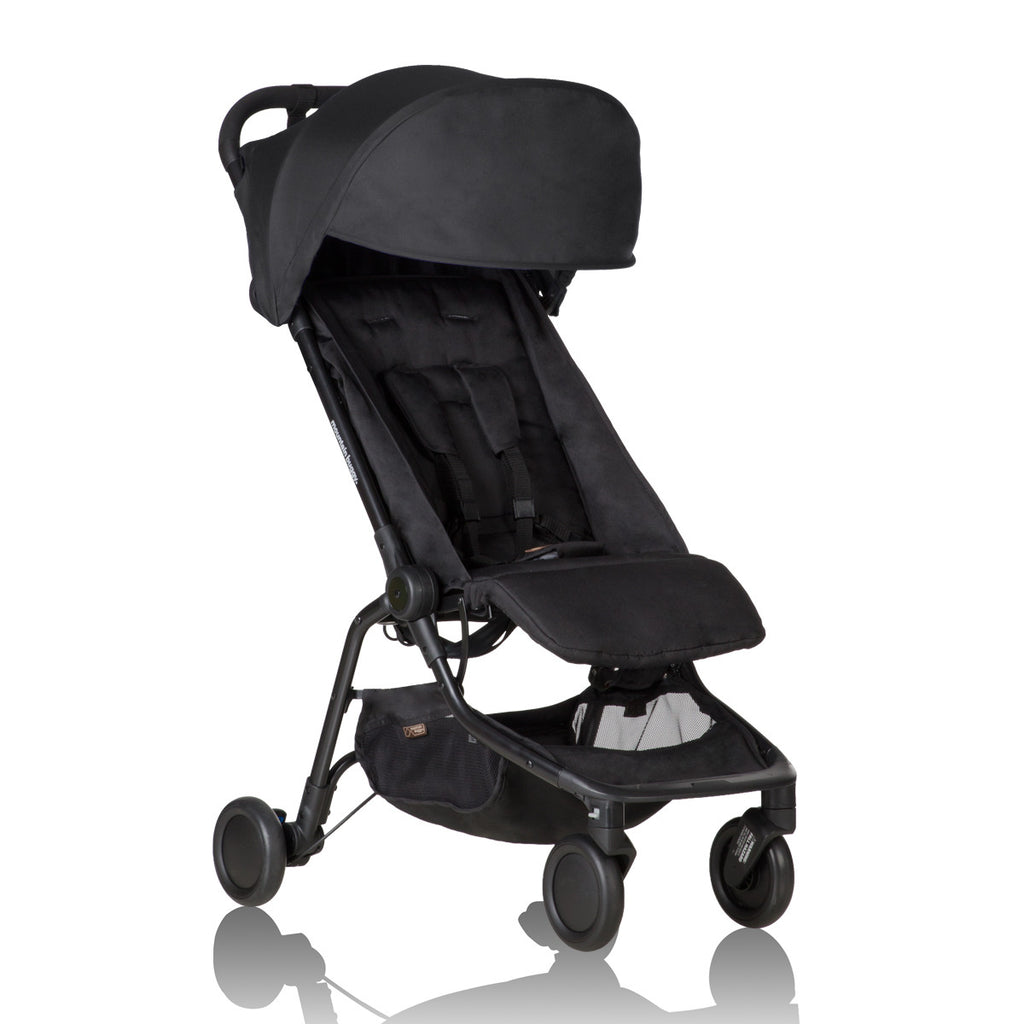 Mountain Buggy Nano - Trendy Strollers - 2