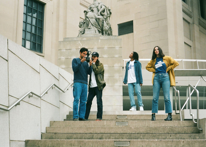 Brooklyn Museum Lookbook BTS