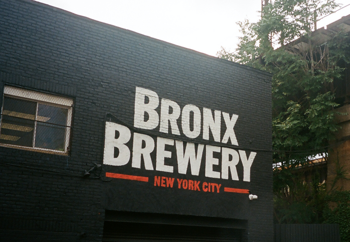 A Day With The Bronx Brewery