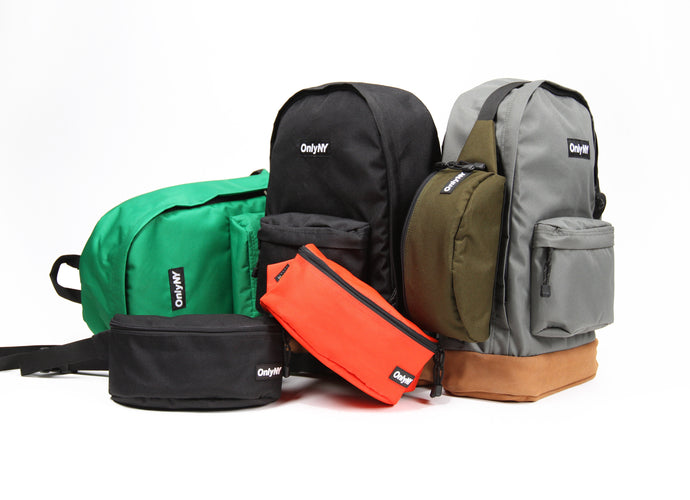 Shoulder Pack and Daypack
