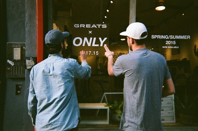ONLY X GREATS Release Party