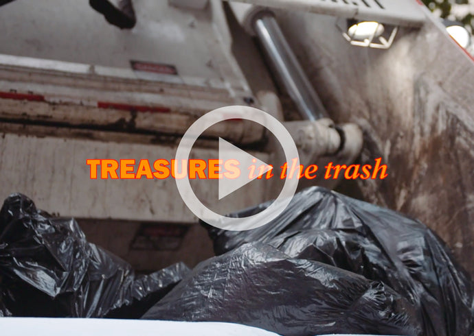 Treasures in the Trash Benefit T-Shirt & Film