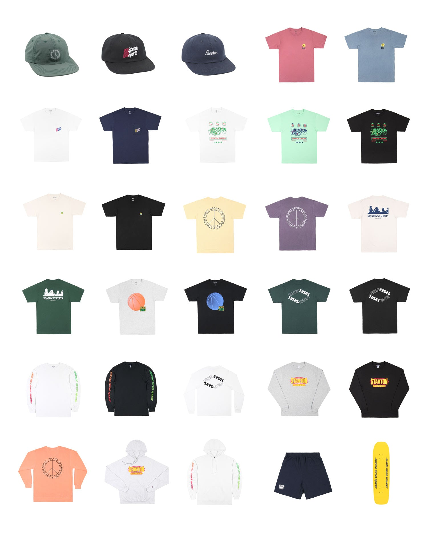 Stanton Street Sports - Summer 2018 – Only NY